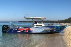 Anti-Foul Boat Wrap