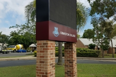 Ormiston College School Sign