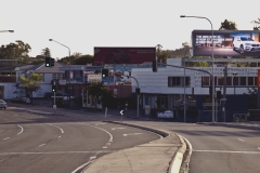 Lutwyche Road LED Sign - day