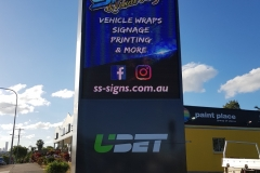 Pylon Signage Brisbane