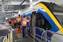 QNGR Train Wrap