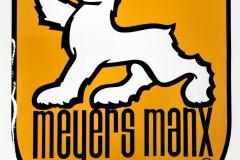 meyers manx sticker