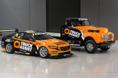 Tekno ZB Commodore Supercar