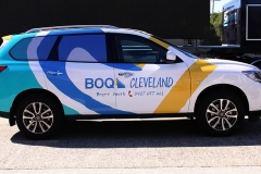 Vehicle Wrap - Corporate