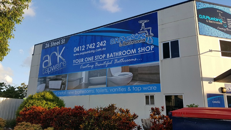 Signs Brisbane SS Signs Skreenkraft LED Vehicle Wraps Corporate Signs